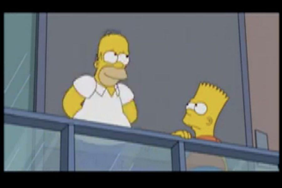 Chris Edgerly The Simpsons