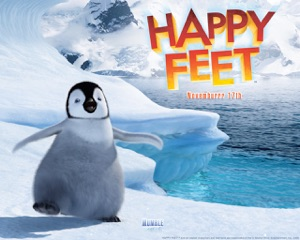Chris Edgerly Happy Feet