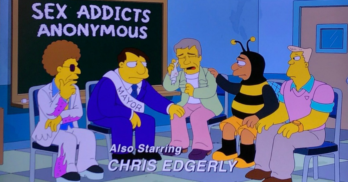 Chris Edgerly Simpsons Voices Over the Years