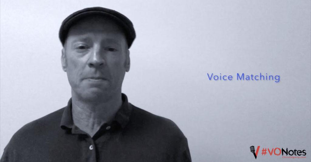 voice matching