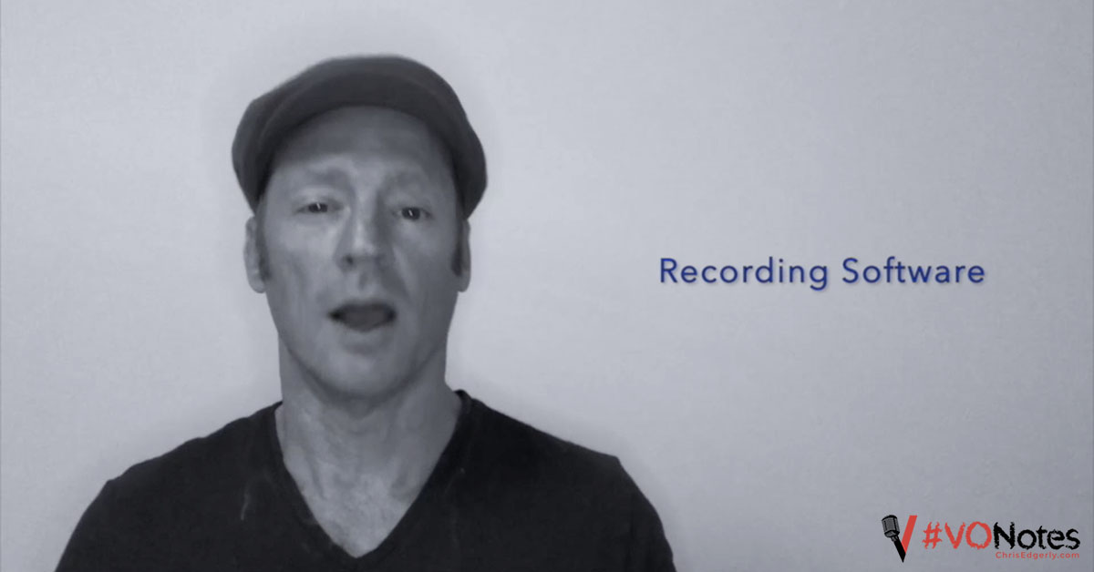 best voice over recording software