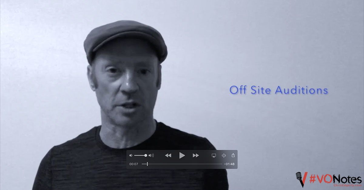 off-site auditions