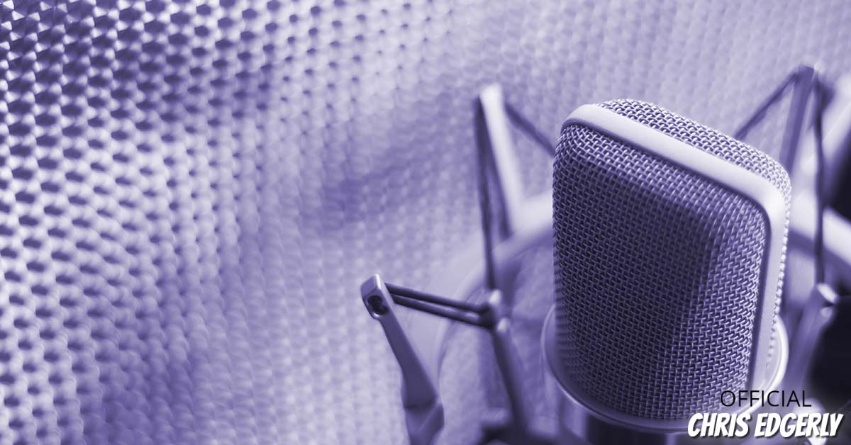 Aspiring Voice-Over Artists Resources That Chris Edgerly Recommends