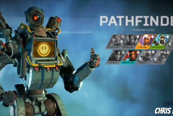 Apex Legends Pathfinder Voice